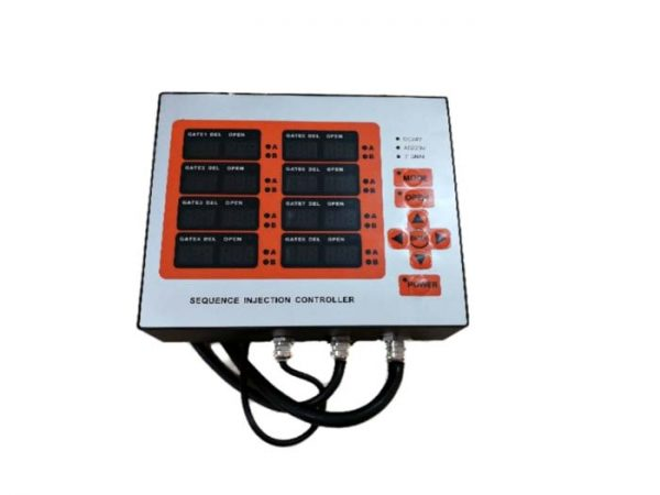 ST-108 Series 8 Zone Sequence Injection Timer - synapse